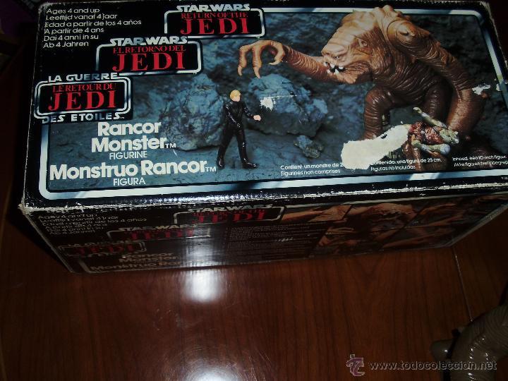 Figuras y Muñecos Star Wars: esta es la que tiene ese raspon - Foto 13 - 45072806