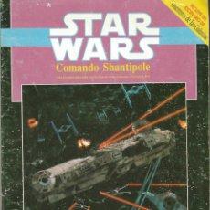 Figuras y Muñecos Star Wars: COMANDO SHANTIPOLE- SUPLEMENTO PARA EL JUEGO DE ROL STAR WARS.. Lote 45076795