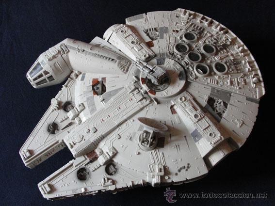 Nave halcon milenario star wars original lf comprar for Interior halcon milenario