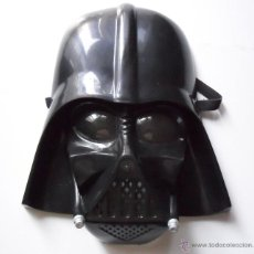 Figuras y Muñecos Star Wars: STAR WRAS CARETA DARTH VADER LFL RUBIES RUBIE´S COSTUME COMPANY 2005. Lote 45818886