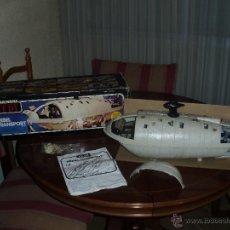 Figuras y Muñecos Star Wars: STAR WARS REBEL TRANSPORT RETORNO DEL JEDI STARWARS COMPLETO PURO VINTAGE. Lote 45876019