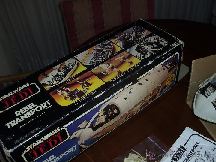 Figuras y Muñecos Star Wars: increible juguete impresiona, es genial - Foto 3 - 45876019