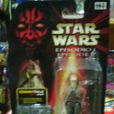 Figuras y Muñecos Star Wars: STAR WARS EPISODIO 1.JAR JAR BINKS.HASBRO.. Lote 89088798