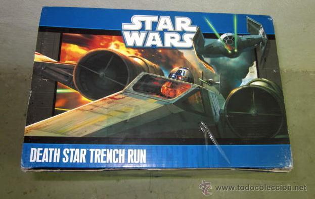 Figuras y Muñecos Star Wars: GRAN CAJA DIORAMA STARWARS VACIA - SET EXCLUSIVO, CAJA EXPOSITORA TIPO DIORAMA - Foto 2 - 46110449