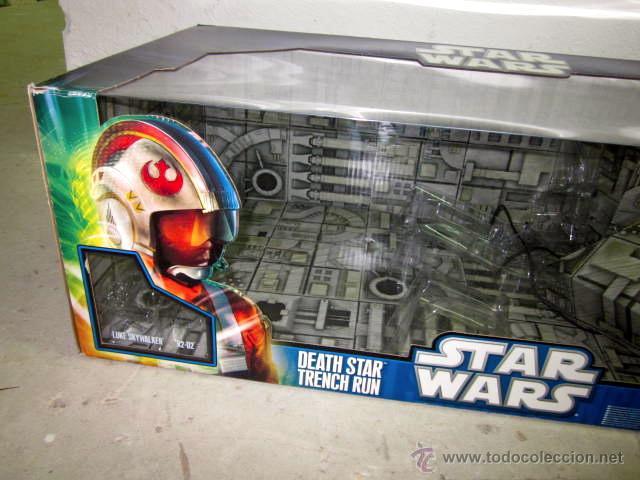 Figuras y Muñecos Star Wars: GRAN CAJA DIORAMA STARWARS VACIA - SET EXCLUSIVO, CAJA EXPOSITORA TIPO DIORAMA - Foto 5 - 46110449