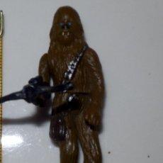Figuras y Muñecos Star Wars: ANTIGUA FIGURA CHEIWAKA STAR WARS MARCADA LUCHAS FILM EN PIERNA. Lote 46417197