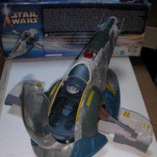 Figuras y Muñecos Star Wars: IMPRESIONANTE GRAN NAVE STAR WARS MICRO MACHINES EN BUEN ESTADO Y CON CAJA . Lote 46487869