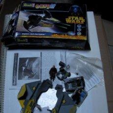 Figuras y Muñecos Star Wars: IMPRESIONANTE MAQUETA NAVE STAR WARS REVELL EN BUEN ESTADO Y CON CAJA . Lote 46488521