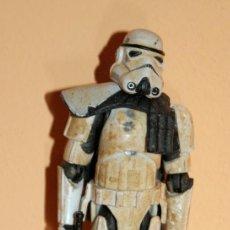 Figuras y Muñecos Star Wars: SANDTROOPER, FIGURA CONMEMORATIVA DEL 30 ANIVERSARIO DE STAR WARS, SAGA LEGENDS, HASBRO AÑO 2007.. Lote 46678360
