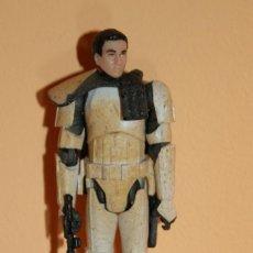 Figuras y Muñecos Star Wars: SANDTROOPER, FIGURA CONMEMORATIVA DEL 30 ANIVERSARIO DE STAR WARS, SAGA LEGENDS, HASBRO AÑO 2007.. Lote 46693810