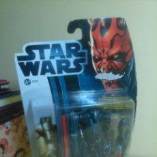 Figuras y Muñecos Star Wars: FIGURA STAR WARS SUPER BATTLE DROID HASBRO CLONE WARS EN BLISTER. Lote 46724081