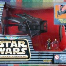 Figuras y Muñecos Star Wars: STAR WARS MICROMACHINES FLOTA DE COMBATE FAMOSA VIRAGO. Lote 46734866