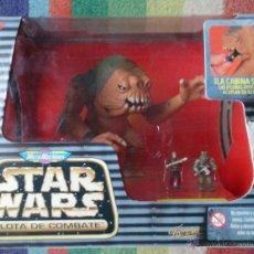 Figuras y Muñecos Star Wars: STAR WARS MICROMACHINES FLOTA DE COMBATE FAMOSA RANCOR . Lote 46734901