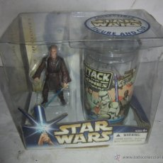 Figuras y Muñecos Star Wars: STAR WARS A NEW HOPE, ATTACK OF THE CLONES, ANAKIN SKYWALKER, DE HASBRO, EN CAJA. CC. Lote 46747947