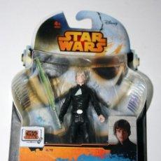 Figuras y Muñecos Star Wars: FIGURA STAR WARS STARWARS REBELS HASBRO 2014 - LUKE SKYWALKER. Lote 46842325