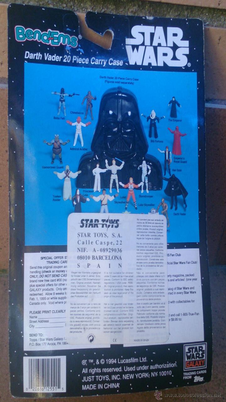 Figuras y Muñecos Star Wars: Figura Star Wars Bendems Bib Fortuna - Foto 2 - 47107713