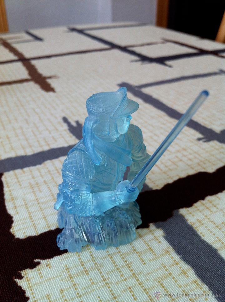 Figuras y Muñecos Star Wars: Mini busto HELADO de Gentle Giant de LUKE SKYWALKER Hoth. . - Foto 4 - 26663352