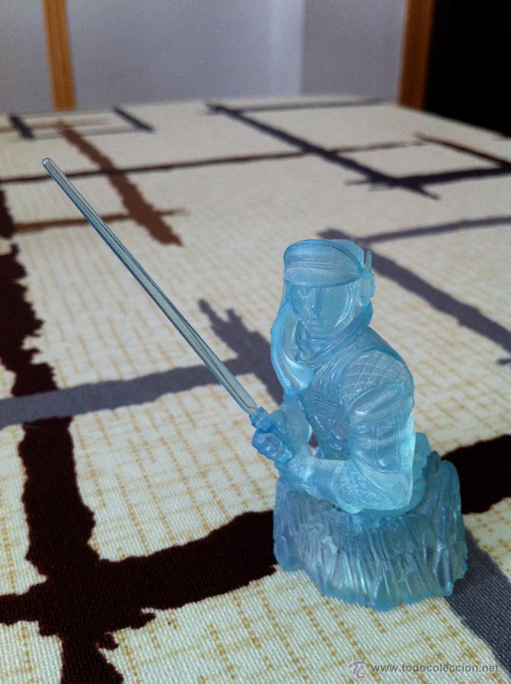 Figuras y Muñecos Star Wars: Mini busto HELADO de Gentle Giant de LUKE SKYWALKER Hoth. . - Foto 5 - 26663352