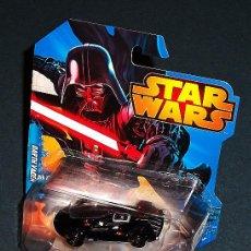 Figuras y Muñecos Star Wars: EL COCHE DE DARTH VADER (STAR WARS) - HOT WHEELS. Lote 47514670