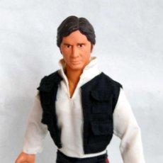 Figuras y Muñecos Star Wars: HAN SOLO DE HASBRO MIDE 30 CM AÑO 1992 HARRISON FORD STAR WARS PAWTUCKET RI 02862 C 022B C-022B. Lote 133036053