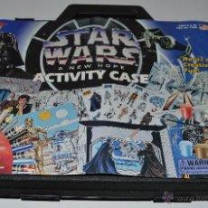 Figuras y Muñecos Star Wars: STAR WARS A NEW HOPE ACTIVITY CASE. Lote 47840582