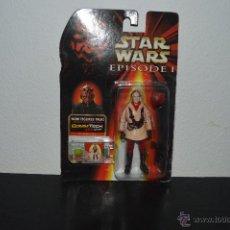 Figuras y Muñecos Star Wars: MUÑECO FIGURA STAR WARS LA GUERRA DE LAS GALAXIAS EPISODE 1 EN BLISTER A ESTRENAR STARWARS. Lote 48217452