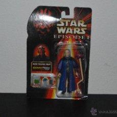 Figuras y Muñecos Star Wars: MUÑECO FIGURA STAR WARS LA GUERRA DE LAS GALAXIAS EPISODE 1 EN BLISTER A ESTRENAR. Lote 48217467