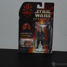 Figuras y Muñecos Star Wars: MUÑECO FIGURA STAR WARS LA GUERRA DE LAS GALAXIAS EPISODE 1 EN BLISTER A ESTRENAR. Lote 48217472