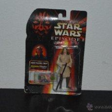 Figuras y Muñecos Star Wars: MUÑECO FIGURA STAR WARS LA GUERRA DE LAS GALAXIAS EPISODE 1 EN BLISTER A ESTRENAR. Lote 48217482