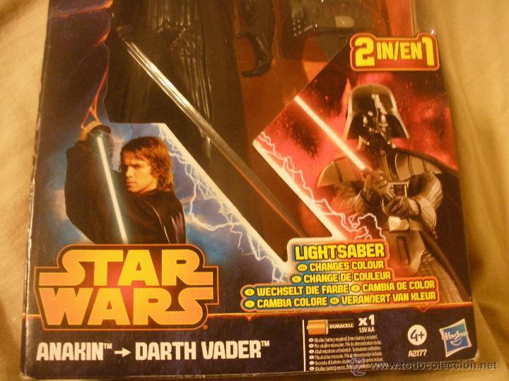 Figuras y Muñecos Star Wars: Detalles. - Foto 4 - 71870994