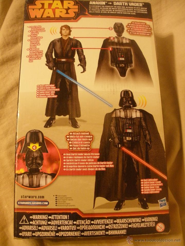 Figuras y Muñecos Star Wars: Detalles. - Foto 5 - 71870994