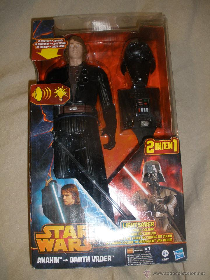 Figuras y Muñecos Star Wars: Detalles. - Foto 3 - 245721755