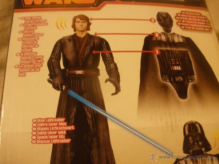 Figuras y Muñecos Star Wars: Detalles. - Foto 7 - 245721755