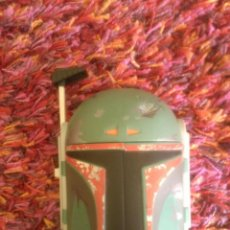 Figuras y Muñecos Star Wars: BUSTO BOBA FETT FET STAR WARS MICRO MACHINES . Lote 48427825