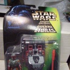 Figuras y Muñecos Star Wars: STAR WARS HASBRO BOBA FETT DE LUXE. Lote 54066993