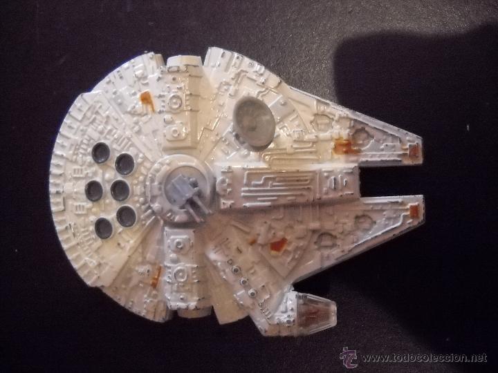 Figuras y Muñecos Star Wars: HALCON MILENARIO KENNER 1979 - Foto 2 - 48703487