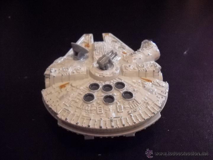 Figuras y Muñecos Star Wars: HALCON MILENARIO KENNER 1979 - Foto 4 - 48703487