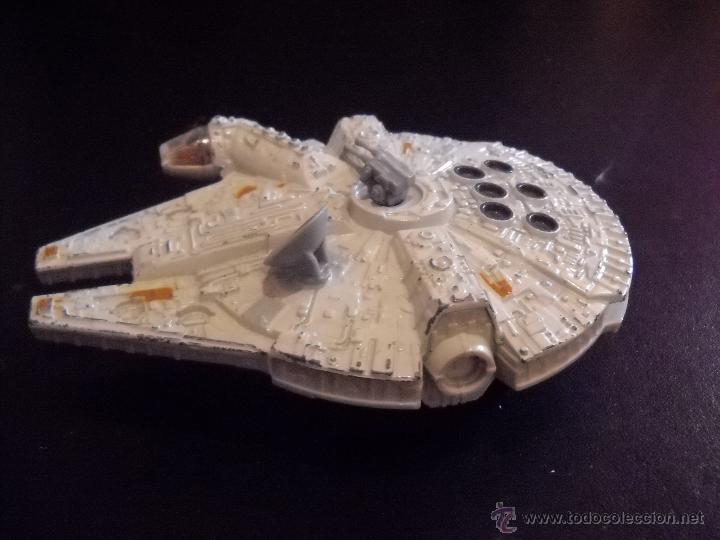 Figuras y Muñecos Star Wars: HALCON MILENARIO KENNER 1979 - Foto 5 - 48703487