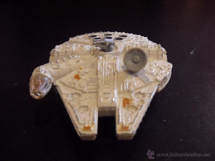 Figuras y Muñecos Star Wars: HALCON MILENARIO KENNER 1979 - Foto 6 - 48703487
