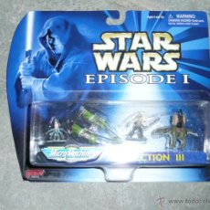 Figuras y Muñecos Star Wars: STAR WARS EPISODE I MICROMACHINES COLLECTION III. Lote 49842538