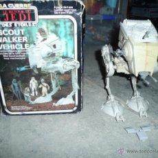 Figuras y Muñecos Star Wars: STAR WARS RETURN OF THE JEDI SCOUT WALKER VEHICLE. Lote 49843298