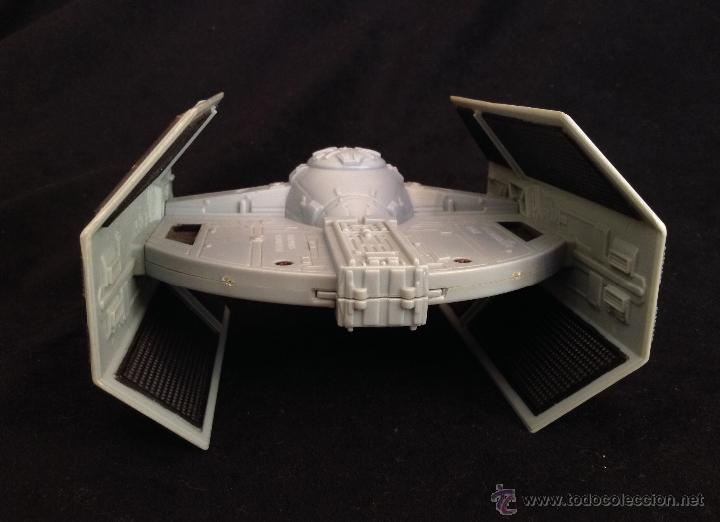 Figuras y Muñecos Star Wars: nave star wars micro machines action fleet darth vader tie fighter de 1996 micromachines - Foto 2 - 49889165