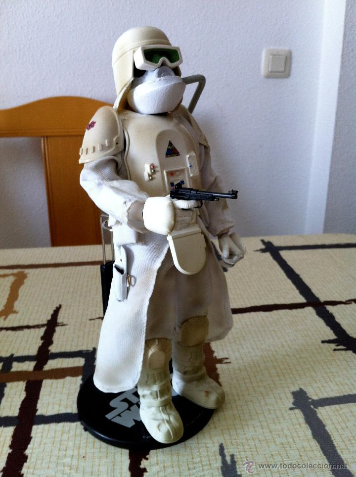 Figuras y Muñecos Star Wars: STAR WARS. Oficial de Vehículos Caballeria Acorazada Hoth. Figura escala 1/6 customizada. Articulada - Foto 2 - 50074079