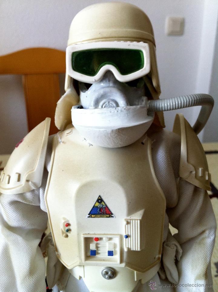 Figuras y Muñecos Star Wars: STAR WARS. Oficial de Vehículos Caballeria Acorazada Hoth. Figura escala 1/6 customizada. Articulada - Foto 3 - 50074079