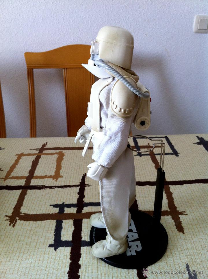 Figuras y Muñecos Star Wars: STAR WARS. Oficial de Vehículos Caballeria Acorazada Hoth. Figura escala 1/6 customizada. Articulada - Foto 4 - 50074079