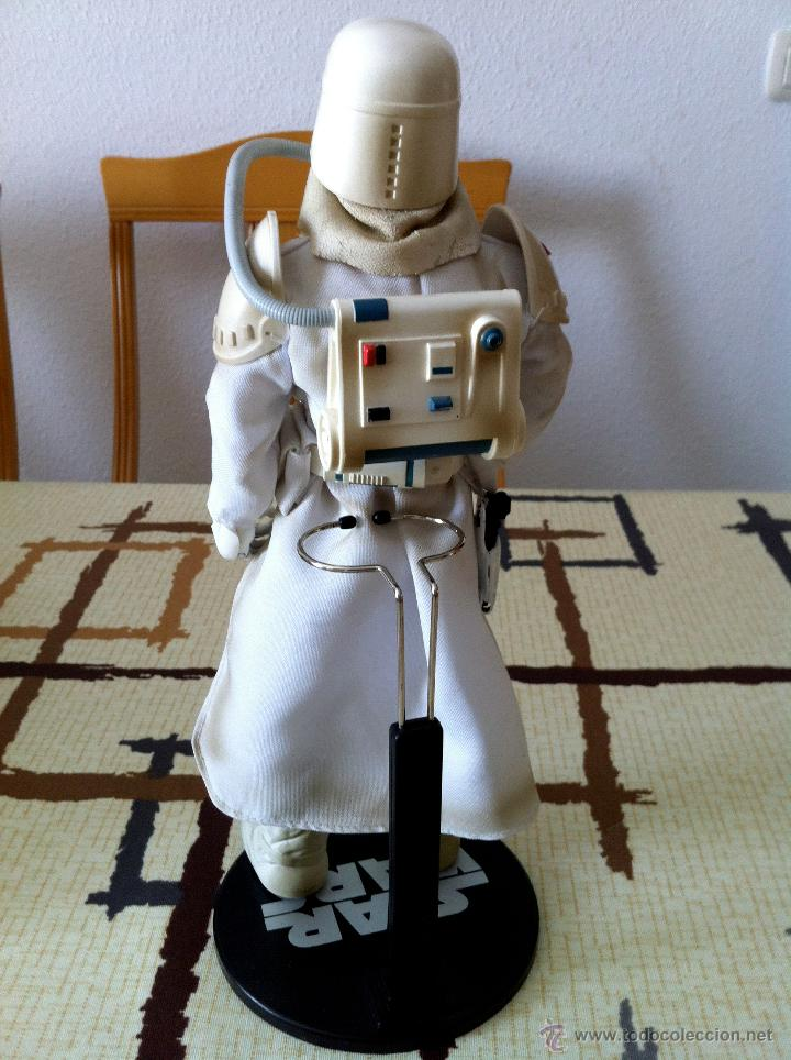 Figuras y Muñecos Star Wars: STAR WARS. Oficial de Vehículos Caballeria Acorazada Hoth. Figura escala 1/6 customizada. Articulada - Foto 5 - 50074079