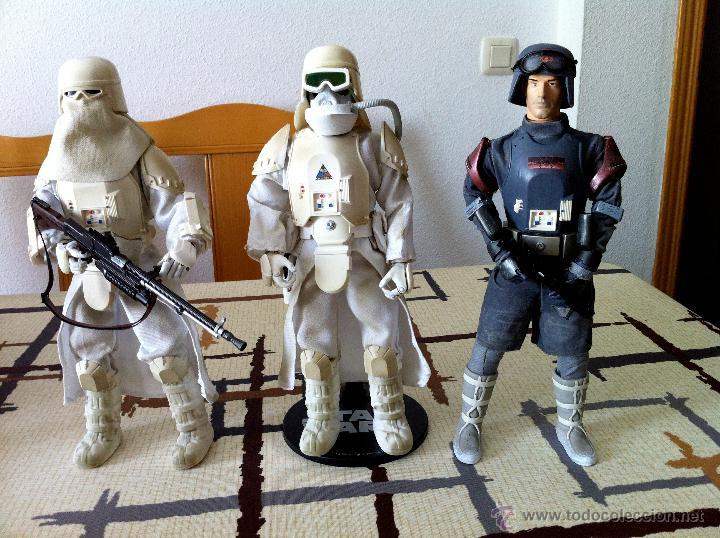 Figuras y Muñecos Star Wars: STAR WARS. Oficial de Vehículos Caballeria Acorazada Hoth. Figura escala 1/6 customizada. Articulada - Foto 7 - 50074079