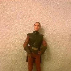Figuras y Muñecos Star Wars: STAR WARS - FIGURA PLASTICA DE PRINCESA LEIA - ARTICULABLE - CHINA - DECADA 1990. Lote 50129585