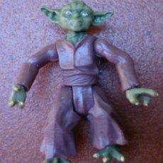 Figuras y Muñecos Star Wars: FIGURA STAR WARS YODA. Lote 50579108
