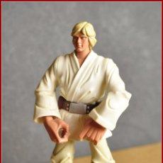Figuras y Muñecos Star Wars: STAR WARS - HASBRO 2005 - FORCE BATTLERS - LUKE SKYWALKER. Lote 50756574